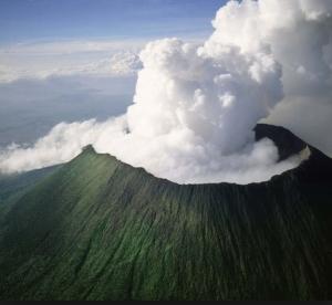 volcano